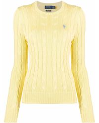 Polo Ralph Lauren - Polo ケーブルニットセーター - Lyst