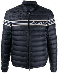 Moncler - ロゴ パデッドジャケット - Lyst