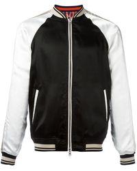 3.1 Phillip Lim Souvenir reversible varsity jacket - Nero