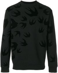 McQ - Swallow Sweatshirt - Lyst