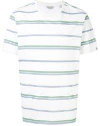 Gieves & Hawkes - ストライプ Tシャツ - Lyst