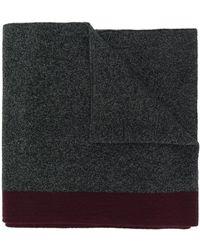 Tommy Hilfiger ロゴ スカーフ - グレー