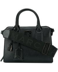 Marc Jacobs Сумка Little Big Shot - Черный