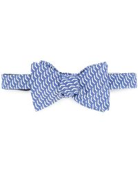 Gieves & Hawkes - Printed Bow Tie - Lyst