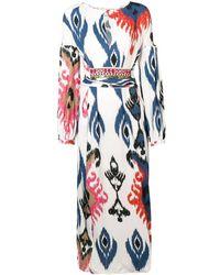 Bazar Deluxe Robe imprimée - Blanc