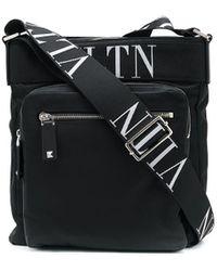 Valentino Garavani Studded Crossbody Bag - Black