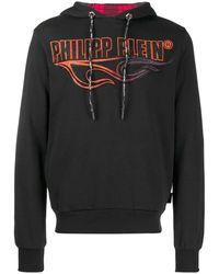 Philipp Plein - Flame パーカー - Lyst