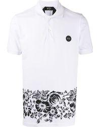 N°21 - フローラル ポロシャツ - Lyst