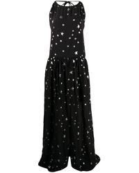 Amiri - スタープリント ドレス - Lyst