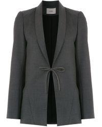 Egrey - Wool Blazer - Lyst