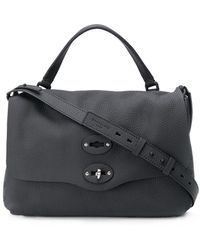 Zanellato Postina Shoulder Bag - Black