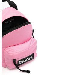 Balenciaga Crossbody Rugzak - Roze