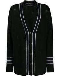 Rag & Bone Dianna oversized cardigan - Noir