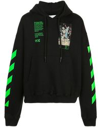 Off-White c/o Virgil Abloh - Pascal Painting パーカー - Lyst