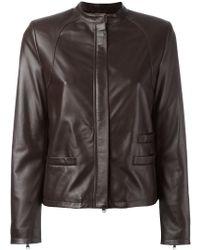 Eleventy - Zipped Jacket - Lyst