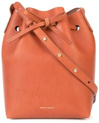 Mansur Gavriel - Mini Bucket Bag - Lyst