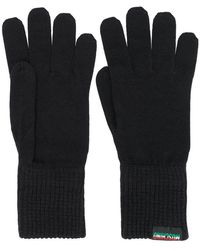 Moschino - Knitted Gloves - Lyst