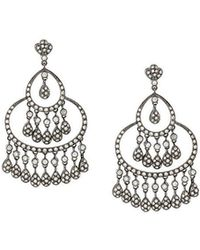 Loree Rodkin - 'maharajah' Diamond Earrings - Lyst