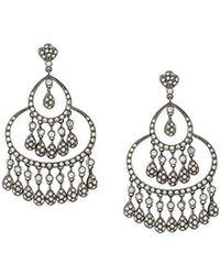 Loree Rodkin - 'maharajah' Diamond Earrings - Lyst