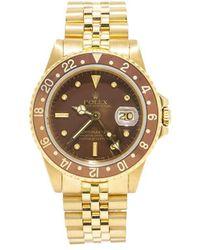 Rolex Наручные Часы Gmt-master Pre-owned 40 Мм 1970-х Годов - Коричневый