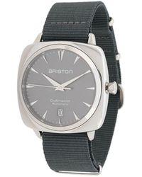 Briston Clubmaster Iconic Horloge - Grijs