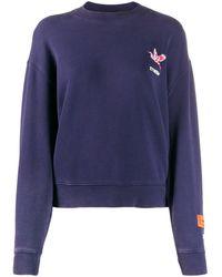 Heron Preston - Heron Embroidery Sweatshirt - Lyst