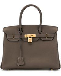 Hermès 2014 Birkin Draagtas - Bruin