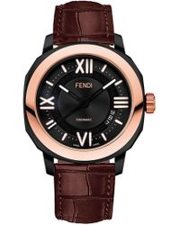 Fendi - Matic Watch With Interchangeable Straps - Lyst