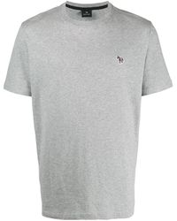 PS by Paul Smith ゼブラ Tシャツ - グレー