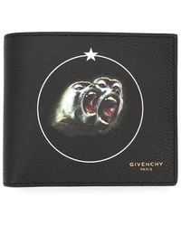 Givenchy | Monkey Brothers Billfold Wallet | Lyst