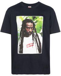 Supreme - Buju Banton Tシャツ - Lyst
