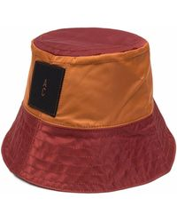Ally Capellino Sombrero de pescador Bik - Marrón