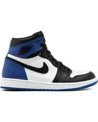 Nike - 'Air 1 X Fragment' Sneakers - Lyst