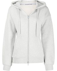 T By Alexander Wang - ジップアップ パーカー - Lyst