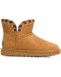 de74c17484c Aidah Boots - Brown
