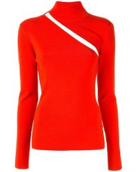 Dion Lee - Cut Out Detail Knitted Top - Lyst