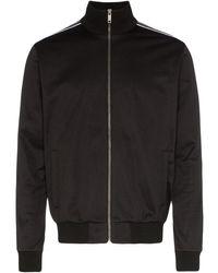 Givenchy Ticker トラックジャケット - ブラック
