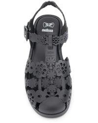 Viktor & Rolf X Melissa Possession Lace Sandals - Black