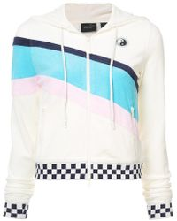 PUMA - Terry Racing Jacket - Lyst