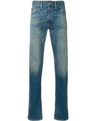 Polo Ralph Lauren Varicks ストレートジーンズ - ブルー