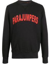 Parajumpers Caleb スウェットシャツ - ブラック