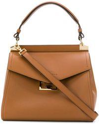 Givenchy Mittelgroße 'Mystic' Handtasche - Braun