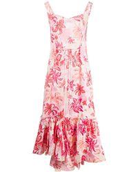 Marni - フローラルプリント ドレス - Lyst