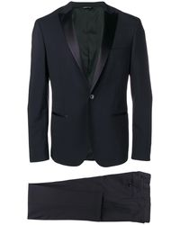 Tonello Eleganter Anzug - Blau