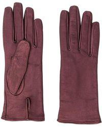 Gala Handschoenen - Paars