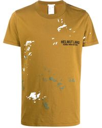 Helmut Lang - Standard Painter Tシャツ - Lyst