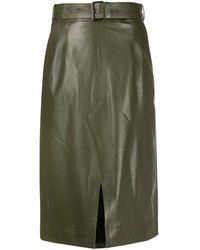 Marni - High Waisted Skirt - Lyst