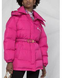 Versace メデューサ ピンディテール ジャケット - ピンク