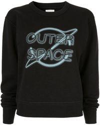 Rag & Bone - Outer Space Sweatshirt - Lyst