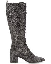 Macgraw Stardust Shin Boots - Black